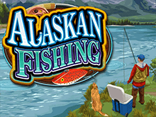 Alaskan Fishing - онлайн-игра от разработчика Microgaming